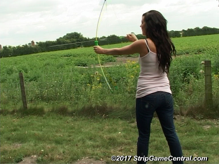movie: http://www.stripgamecentral.com/video/Archery-4-1-17-demo