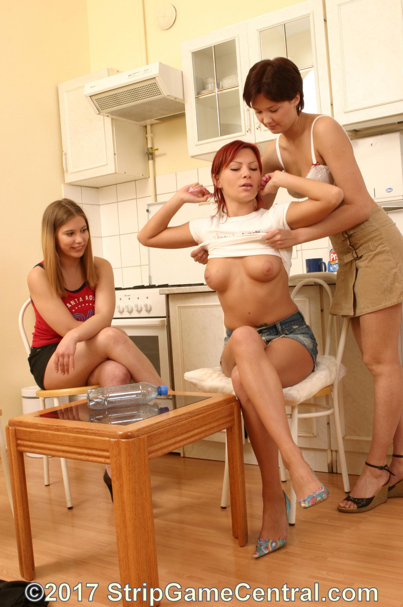 Frauen Stripp
